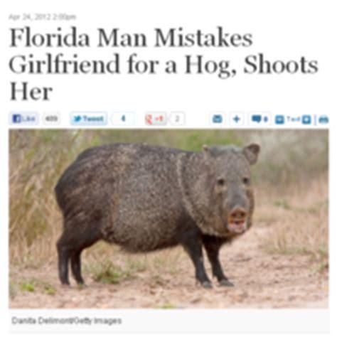 Florida Man Meme - florida cartoon