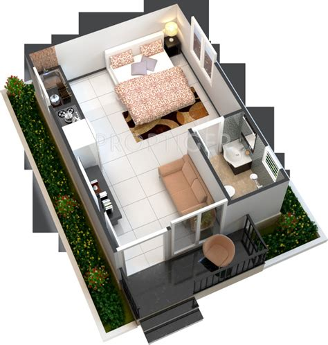 350 sq ft 350 sq ft 1 bhk 1t villa for sale in manju chanchala farms