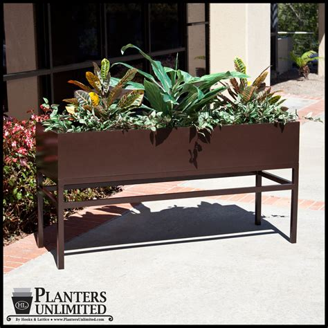 Office Planter by Large Office Planters On Metal Plant Stands Planters