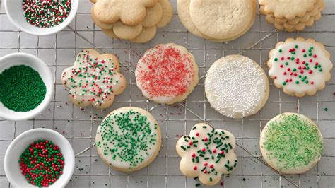 Classic Sugar Cookies by How To Host A Cookie Exchange Bettycrocker