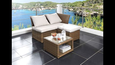 Gestaltung Terrassen 1570 by Destiny Collection 174 Loft Balkon Lounge