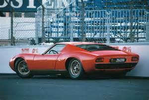 Lamborghini Vintage Cars Vintage Supercar Gallery Lamborghini Miura 23 Southern