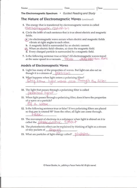 icivics cabinet building worksheet answers waves and electromagnetic spectrum worksheet answers