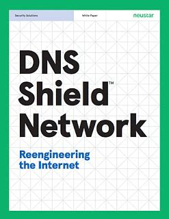 neustar dns shield network securely delivers high speed