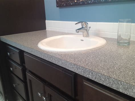 Laminate Bathroom Countertop by Laminate Countertops Traditional Vanity Tops And Side