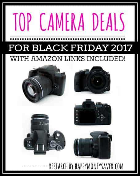 top camera deals  black friday  happy money saver