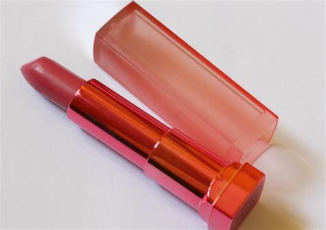 Lipstik Maybelline Rosy Matte maybelline rosy rosy matte mat3 lipstick review