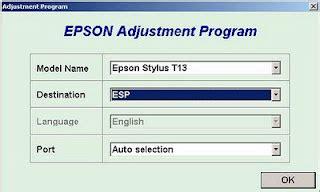 t13 resetter ekohasan cara reset printer epson t13 oneway computer