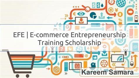 Mba Social Entrepreneurship Scholarship by Social Media Marketingf Or Efe E Commerce