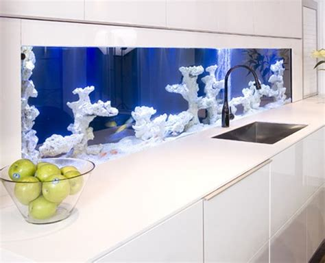 kitchen design aquarium if it s hip it s here archives no room for an aquarium