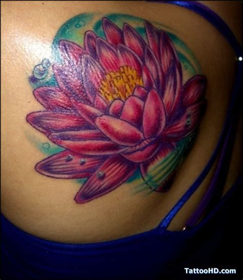 purple lotus tattoo best 25 purple lotus ideas on