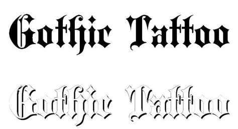 tattoo you font 30 best free fonts 2015