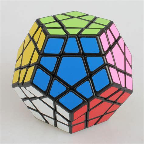 Rubik 3x3 Shengshou Legend Blackbase Rubik Murah shengshou megaminx 3x3 speed cube black lightake