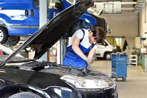 reparatur werkstatt smart repair als bessere autoreparatur