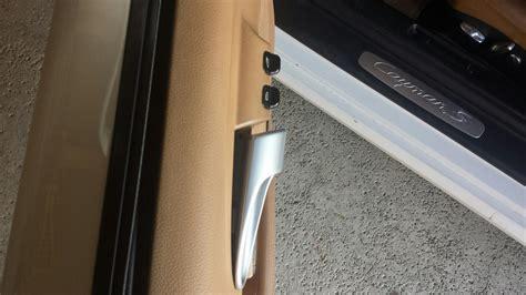 How To Fix A Broken Door Latch by How To Fix A Broken Door Handle 986 Forum For Porsche