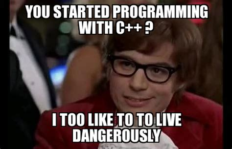 C Programming Meme - stm32f4 object oriented programming with embedded
