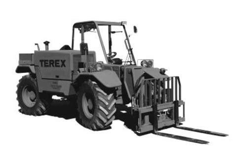 5k light capacity rough terrain forklift lcrtf terex tx51 19m light capability rough terrain forklift