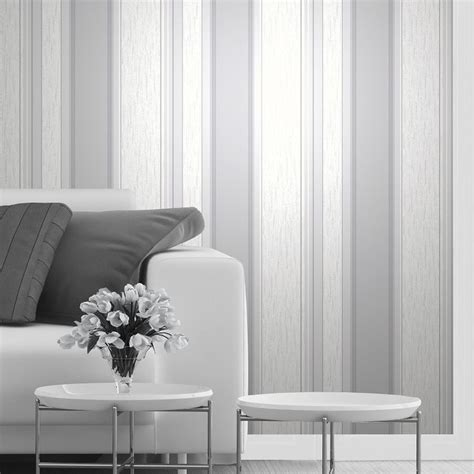 striped wallpaper grey and white best 25 grey striped wallpaper ideas on pinterest