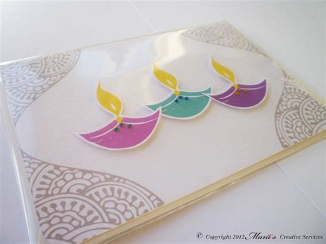 Diwali Handmade Cards - 45 best indian cards images on card ideas