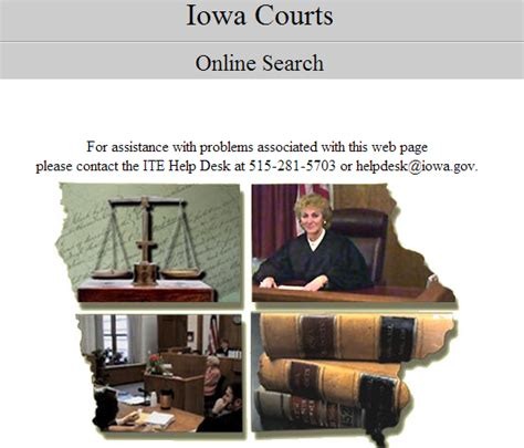 Free Iowa Court Records How Do I Check My Payslip Seotoolnet