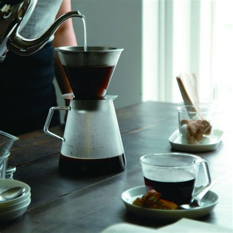 Coffee Drip drip coffee maker and pot ippinka