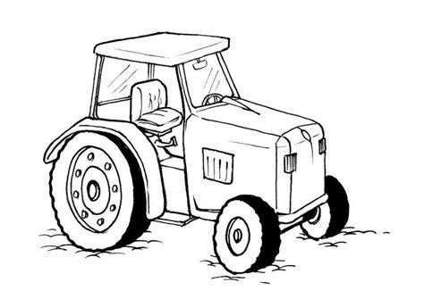 coloring pages tractor tom ausmalbilder traktor 123 ausmalbilder