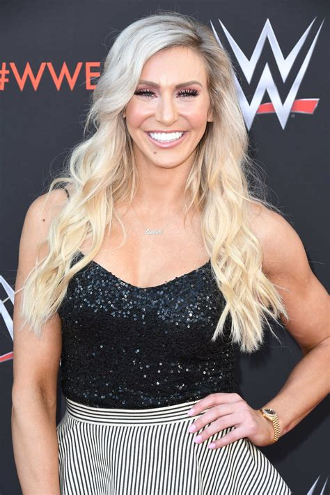 charlotte flair charlotte flair at the wwe first ever emmy fyc event in