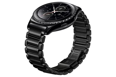 New Sport Style Samsung Galaxy Gear S2 Tali Jam P Berkualitas samsung introduces a stylish ceramic bracelet for the gear s2 sammobile sammobile