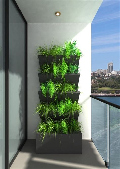 Vertical Garden Box Vwall Vertical Planter Boxes Outdoor Decor Melbourne