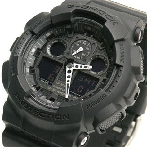best g shock military watch g shock ga 100 1a1 military watch review best military