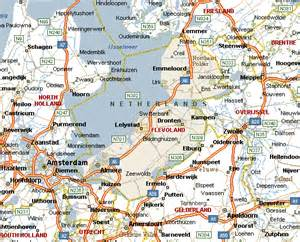map lelystad netherlands flevoland bed and breakfast 89 accommodations