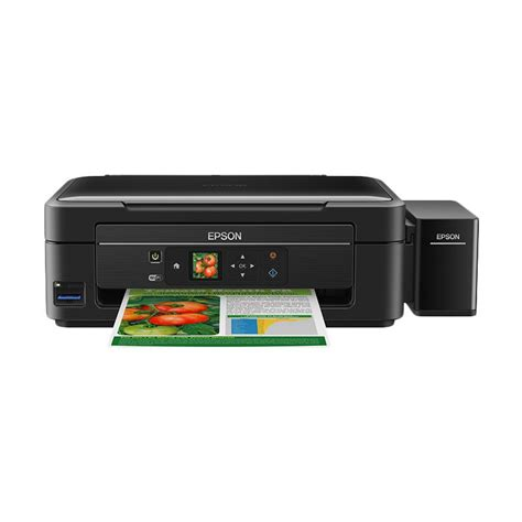 Printer Multifungsi jual epson l485 wifi printer multifungsi hitam print