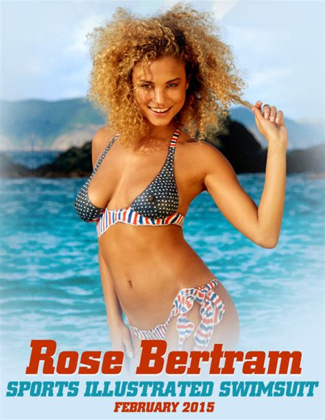 House Design Magazines Pdf by Rose Bertram Sports Illustrated Swimsuit February 2015