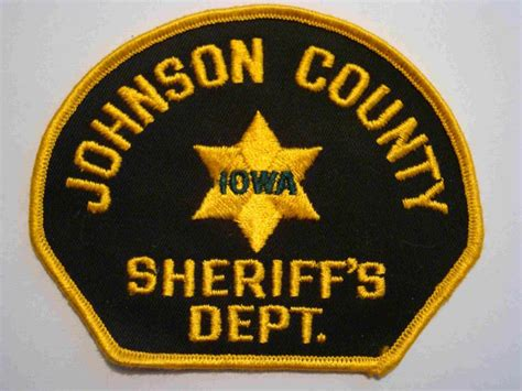 Johnson County Sheriff S Office by Sheriff And Patches
