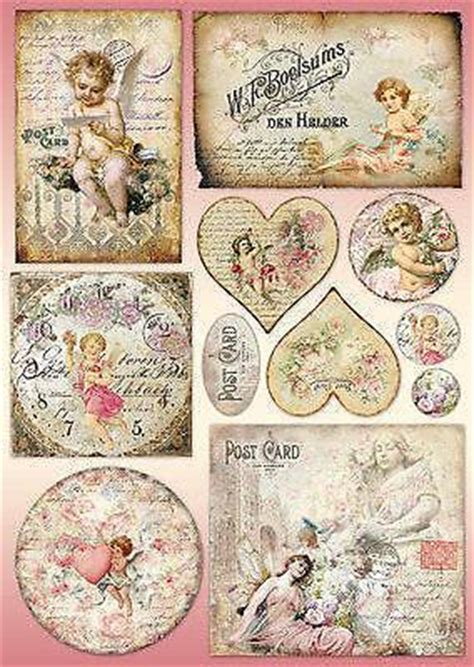 Decoupage Vintage Paper - vintage decoupage paper ebay