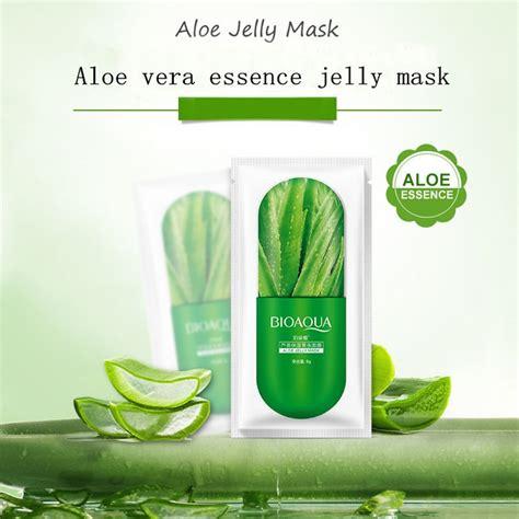 wholesale bioaqua jelly mask aloe vera plant extract sleeping mask blueberry