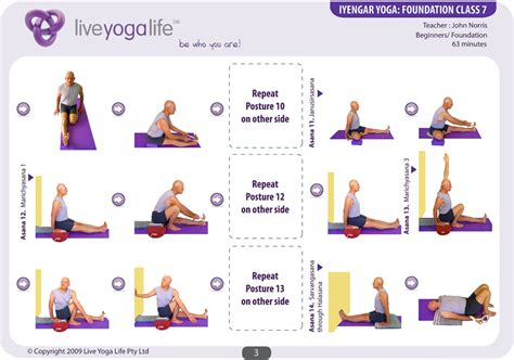 printable exercise program for seniors step by step yoga iyengar yoga pinterest iyengar