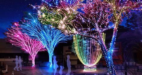 dreamy scene  sparkling lights tokyo city keiba