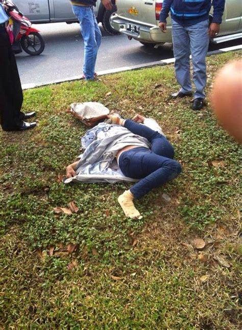 foto foto kecelakaan maut tadi pagi  pekanbaru remaja