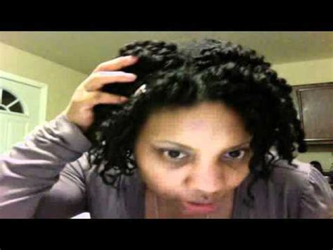 braidout using royal crown royal crown hair grease twist out results how to make