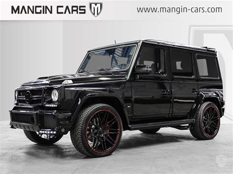 mercedes g class brabus 2017 brabus g class in germany for sale on jamesedition