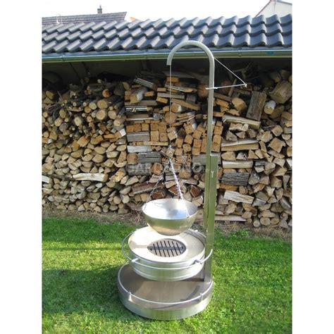 grill feuerstelle edelstahl grill und feuerstelle girse design columbus