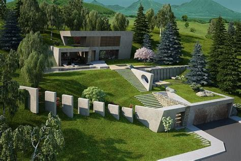 Amenager Garage 4863 12 best sloping land architecture images on