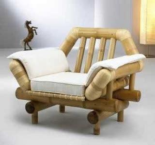 Kursi Terbuat Dari Bambu contoh kursi bambu yang keren kerajinan keren