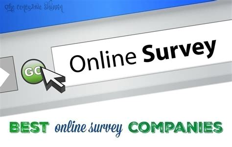 Top Online Surveys For Money - best online survey companies to earn extra money more