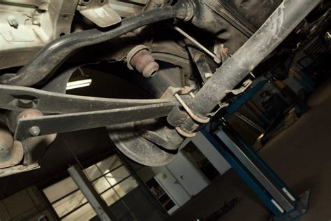 Vw Caddy 14d Tieferlegung Hinterachse by Einbau Kw Gewindefahrwerk Im Motorscene Caddy