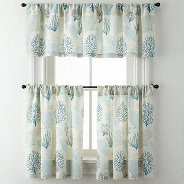 Jcpenney Kitchen Curtains United Curtain Co Jcpenney Jc Penney Kitchen Curtains