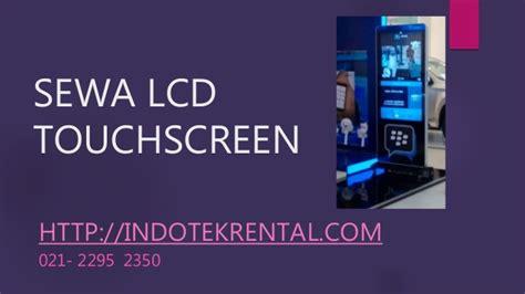 Monitor Murah Jogja sewa screen medan sewa screen murah sewa screen yogyakarta 0812 96