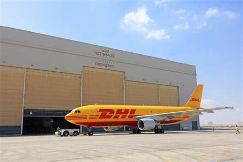 dhl wins major logistics contract with etihad transport air cargo dhl dhl express