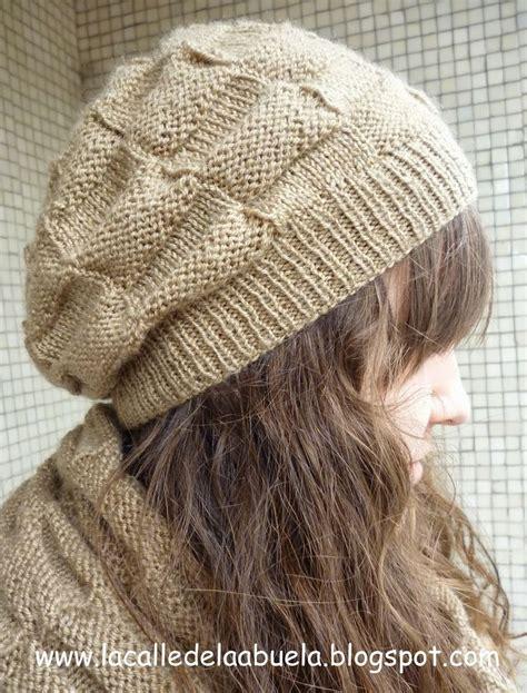gorrosdos agujas on pinterest tejido tejidos and sombreros 10 gorros tejidos a dos agujas para mujeres 2 gorros y